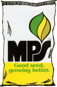 MPS bag logo
